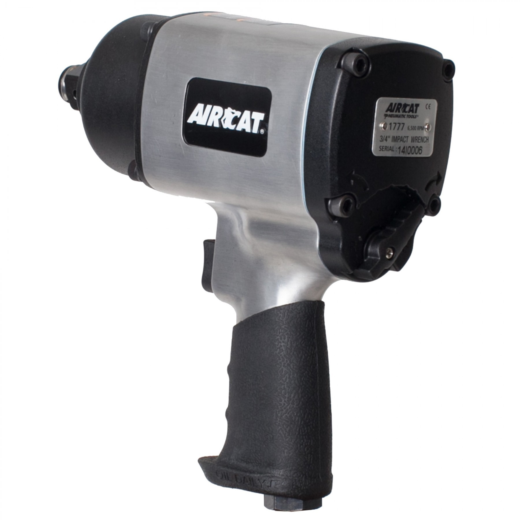 """3/4"""" """"Super Duty"""" Impact Wrench"""